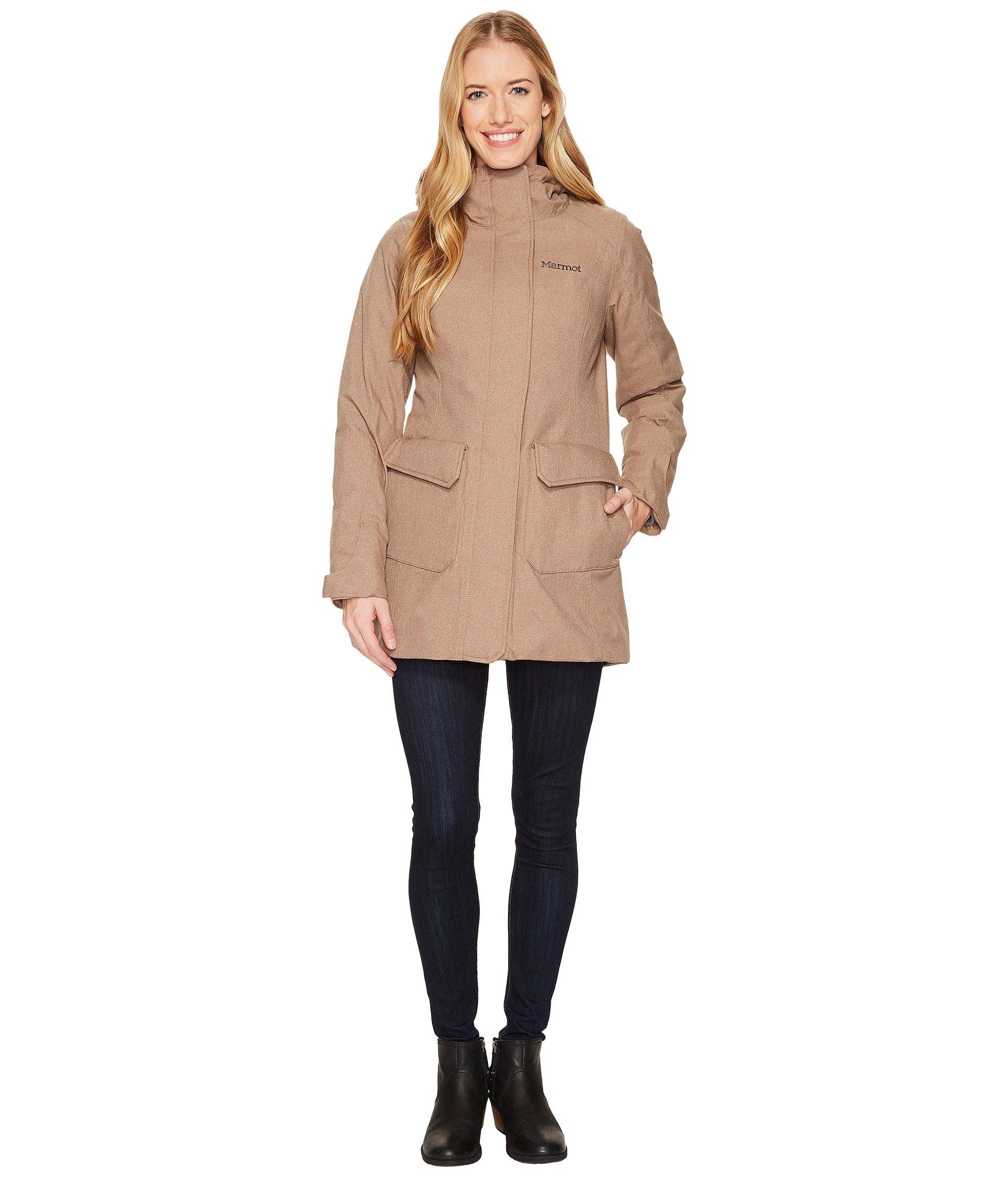 Georgina Featherless Jacket
