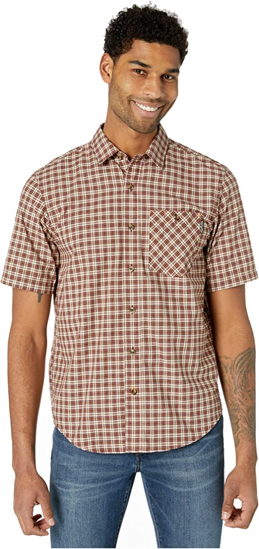 Maroon Old Town Plaid