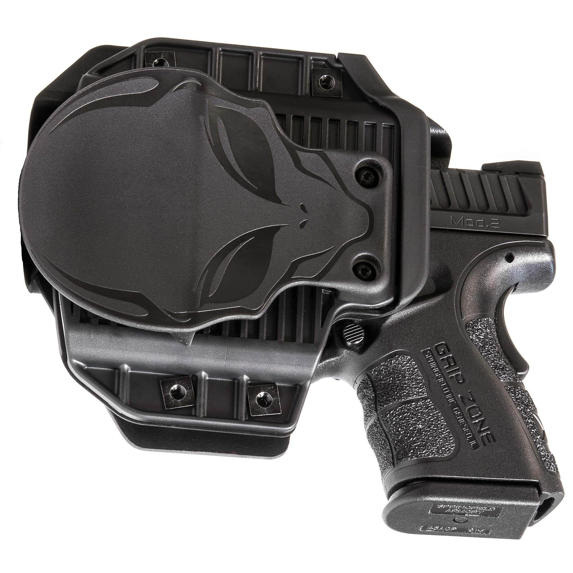 Alien Gear holsters Paddle Holster