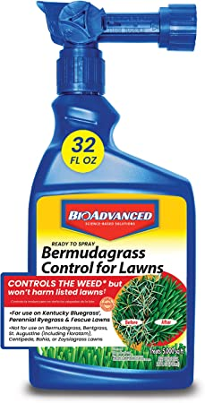 BioAdvanced 704100B Bermuda Grass Weed Killer