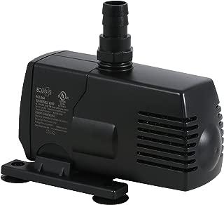 ecoplus 185 submersible pump 158 gph