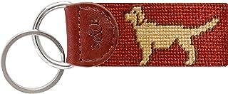 Smathers & Branson Men's Needlepoint Key Fob