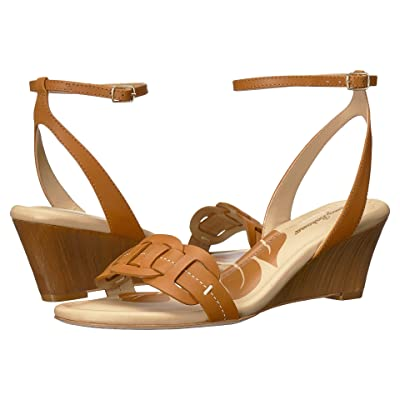Tommy Bahama Florence Row (Tan Leather) Women