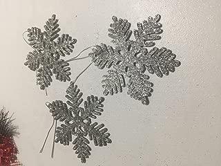 Yılbaşı Ağacı İçin Kar Kristali