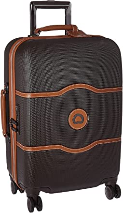"Delsey Chatelet Hard - 21"" Carry-On Spinner Trolley"