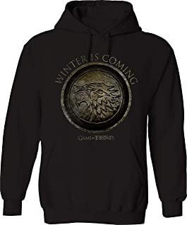 game of thrones hoodie winter is coming