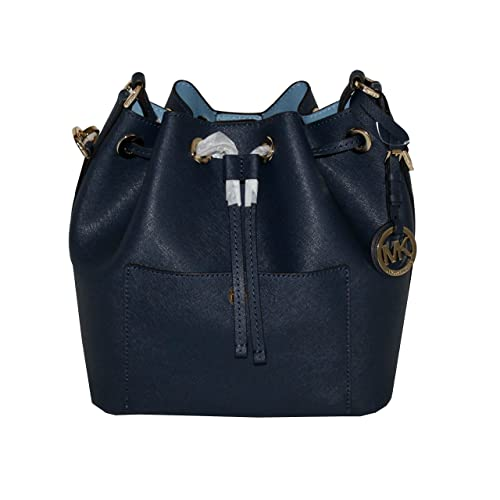 a5e89123b4fe41 MICHAEL Michael Kors GREENWICH Women's Shoulder Medium Bucket bag Handbag