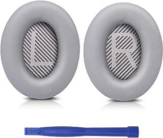 SoloWIT® Oorkussens Vervanging voor Bose QuietComfort 35 (QC35) and Quiet Comfort 35 II (QC35 II) Over-ear Hoofdtelefoon