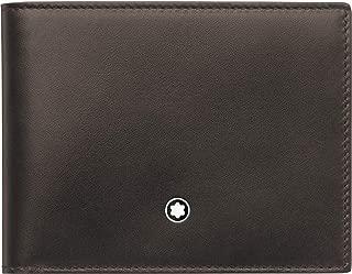 118294 Meisterstück Brown Smooth Leather Wallet 6cc