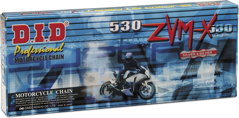 D.I.D 530ZVMXG-110L 530 ZVMX Super Street Recommendation - Chain X-Ring Lin 110 40% OFF Cheap Sale