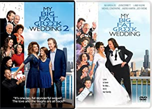 The Portokalos Family Double Feature My Big Fat Greek Wedding & Part 2 Greekquel Double Feature Pack
