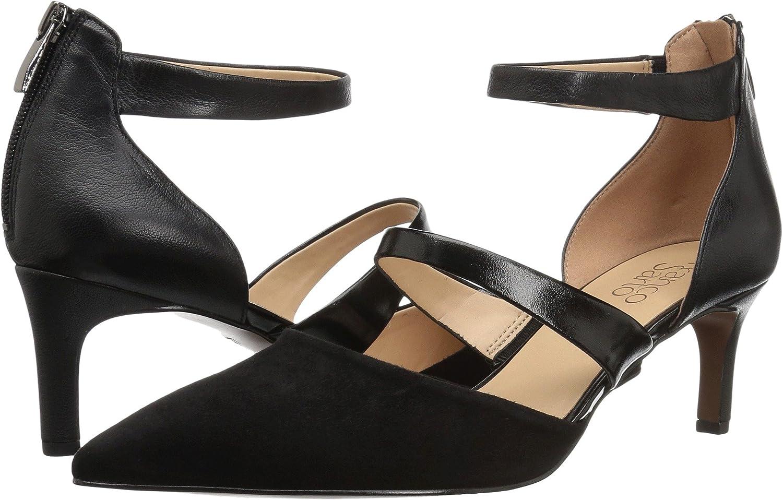 Franco Sarto Woherren Davey schwarz schwarz Suede Leather 8.5 N US N  machen Rabattaktivitäten