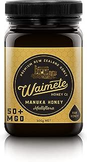 (Waimete Honey) (ワイメテハニー) マヌカハニーMGO50+ 500g