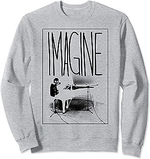 John Lennon - Imagine Piano Sweatshirt