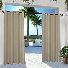 Heavy Duty Outdoor Patio Curtains