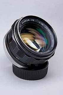 Minolta Mc Rokkor-pf F=58mm 1.4
