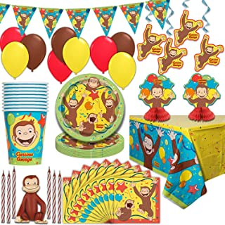 Best curious george party supplies free shipping Reviews