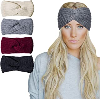 knit turban headband free pattern