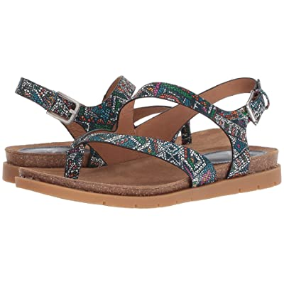 Sofft Rory (Blue Multi Tribal Print) Women