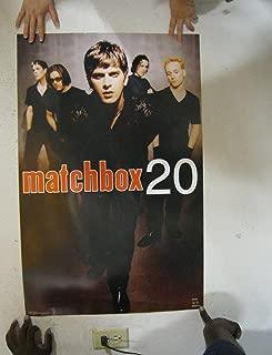Matchbox 20 Poster Matchbox20 Twenty MatchboxTwenty Band Shot Standing