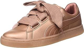 PUMA Basket Heart Womens Sneakers Pink