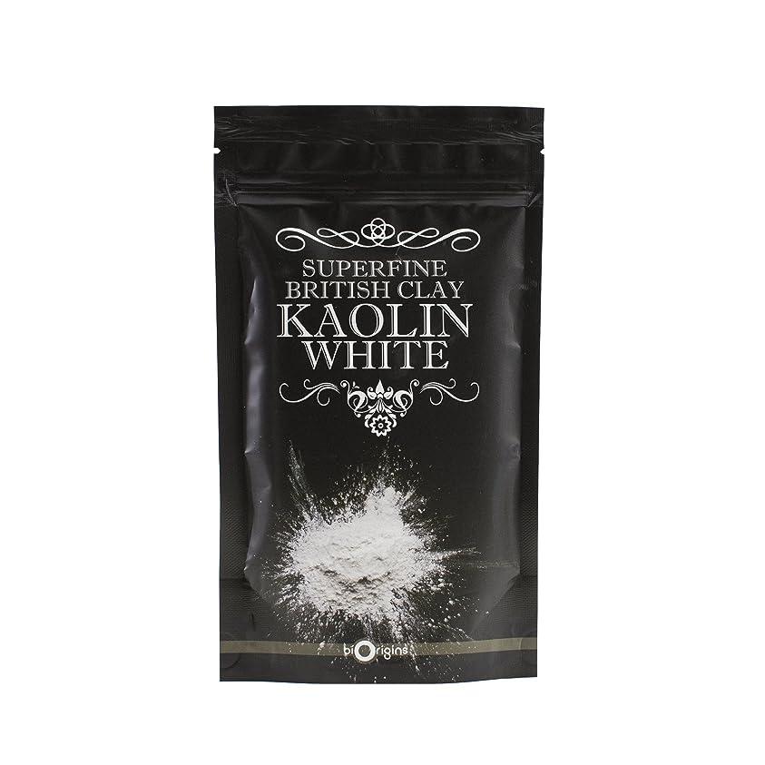 感覚土統治可能Kaolin White Superfine British Clay - 100g