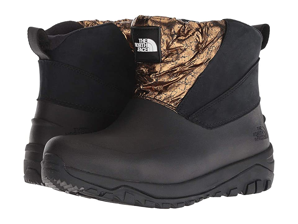 The North Face Yukiona Ankle Boots (Metallic Copper/TNF Black) Women