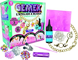 GEMEX - Le pack galaxie - L'atelier pour créer son propre et unique bijoux en moins de 3 min - Vu à la Télé