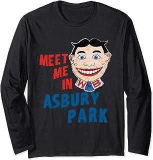Meet Me In Asbury Park Tillie Long Sleeve T-Shirt