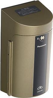 パナソニック(Panasonic) EV・PHEV充電用 カバー付15A・20A兼用接地屋外コンセント シャンパンブロンズ WK4422Q