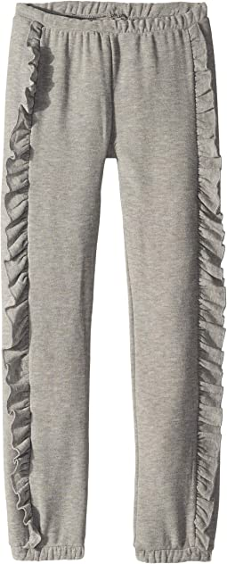 137c23dc366cbb Super Soft Side Ruffle Joggers (Little Kids Big Kids)