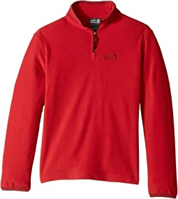 Jack Wolfskin Kids - Wolf Fleece Pullover (Infant/Toddler/Little Kids/Big Kids)