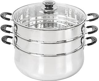 Best big steamer pot Reviews