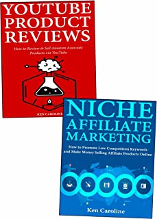 Promoting Affiliate Products: How to Sell Affiliate Products and Earn Huge Commissions Online via Niche Marketing & YouTube Reviewing.