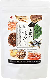 Umami dashi Soup Stock (Additive-free soup) Use 7 carefully selected ingredients from Japan [chaganju] 8g×30pacs