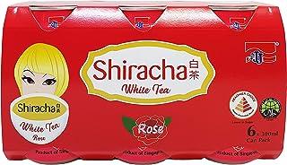 JJ Shiracha White Tea - Rose, 300 ml (Pack of 6)