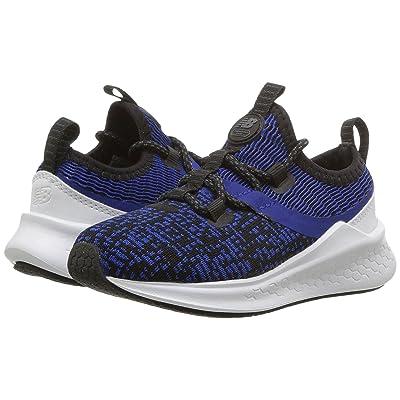 New Balance Kids KJLAZv1I (Infant/Toddler) (Pacific/Black) Boys Shoes