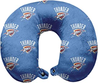 One Size Officially Licensed NBA Oklahoma City Thunder 15 Travel to Go Cloud Pillow Multi Color