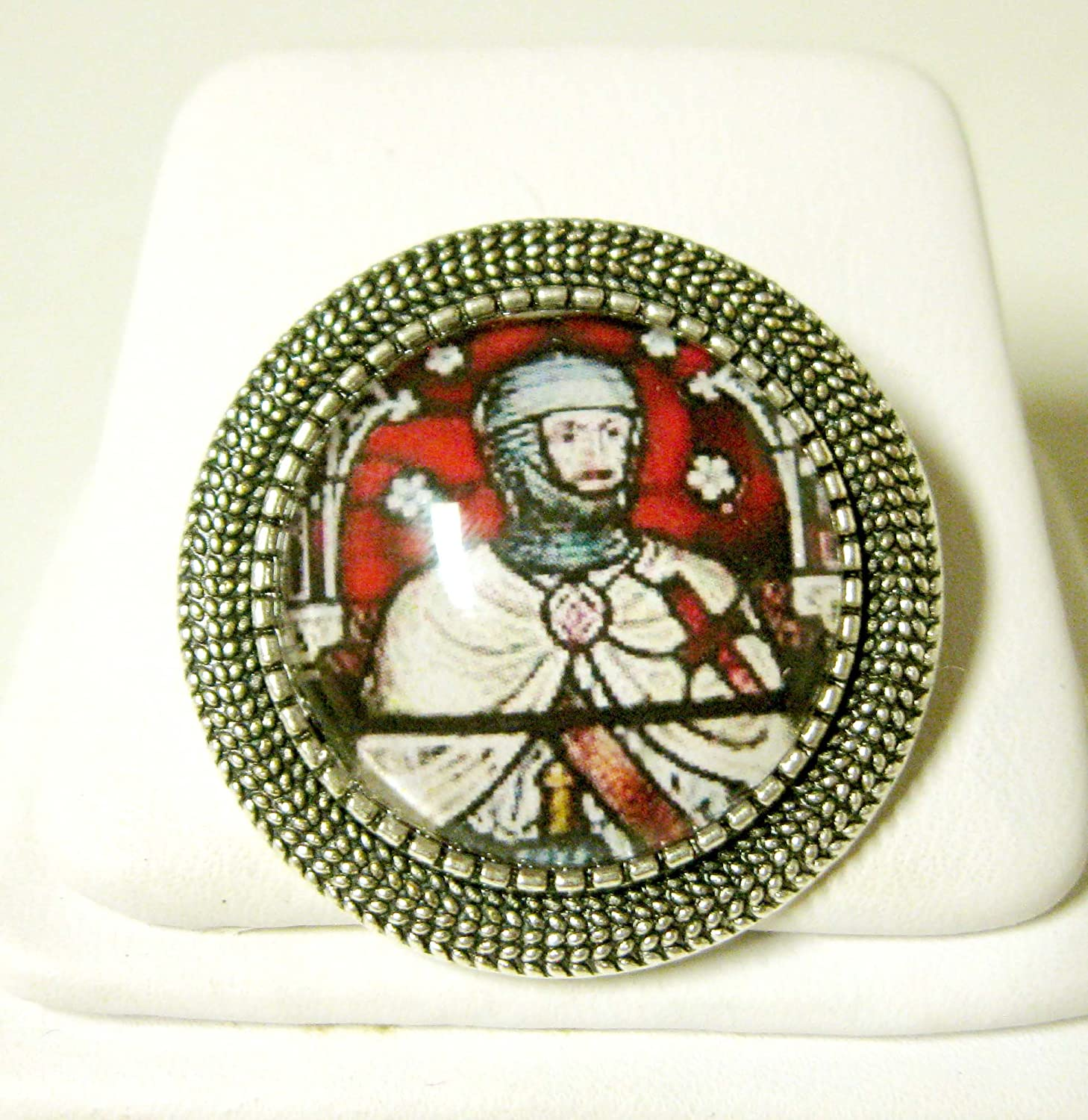 Knight Templar brooch discount Now free shipping - pin BR09-034