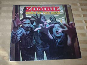 ZOMBI (Dawn of the Dead) OST LP by Goblin Rare Japan Import