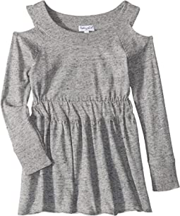 Cold Shoulder Dress (Toddler)