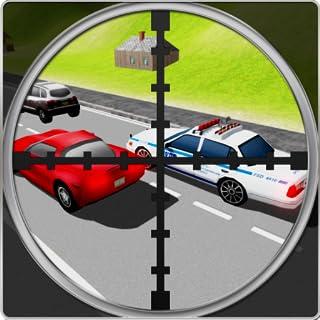 Sniper Traffic Road Hunter 3D