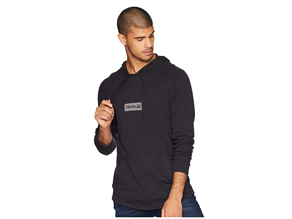 Hurley Premium One Only Box Pullover (Black) Men