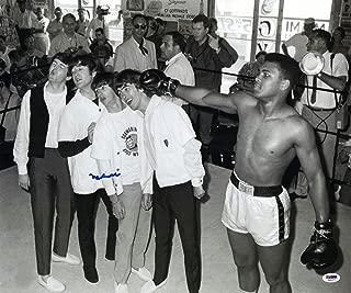 Muhammad Ali Autographed 16