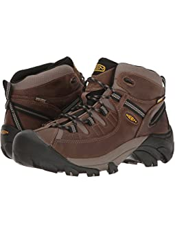 Mens 4e wide hiking boots + FREE