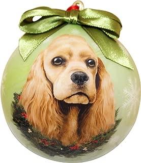 Best cocker spaniel christmas decorations Reviews
