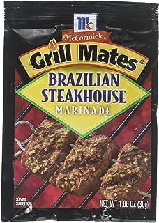 McCormick Brazilian Steakhouse Marinade, 1.06 oz