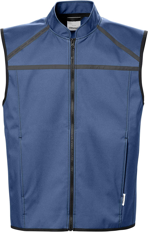 Fristads Workwear 129539 Mens Soft Shell Waistcoat