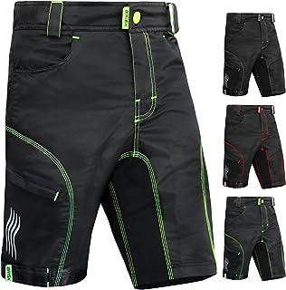 Brisk Bike Model7 Altura Padded MTB Shorts