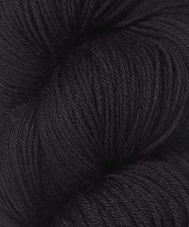 Cascade Heritage Sock Yarn - Night (blue-black) 5601